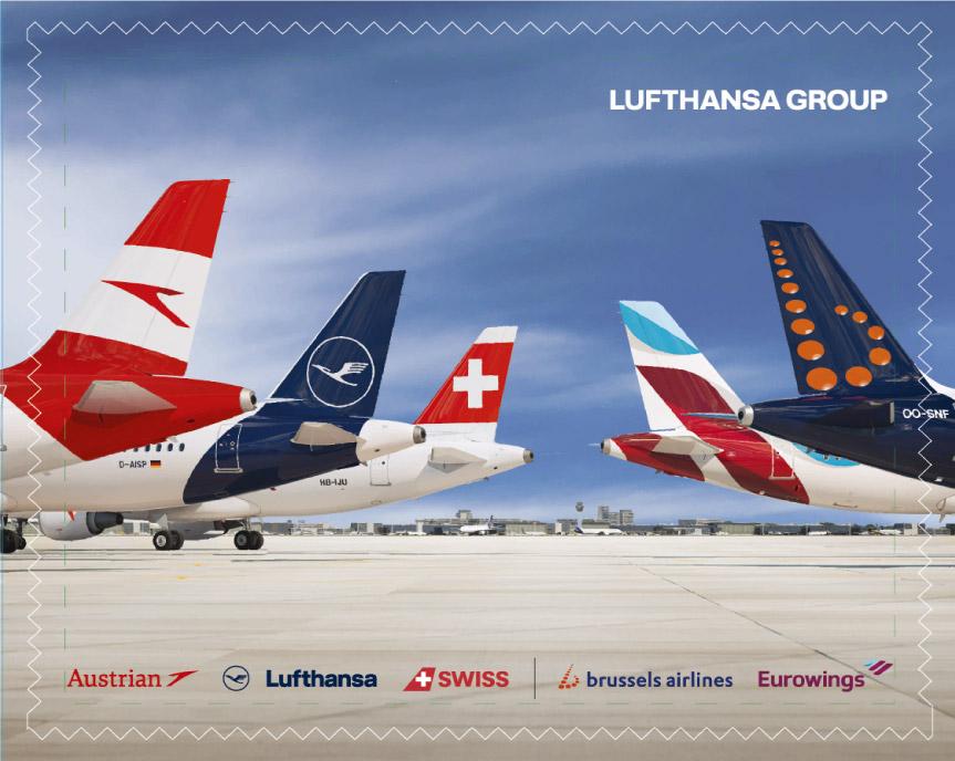 Brillendoekje - Lufthansa Group - Reclame Communicatie Brugge - Agates
