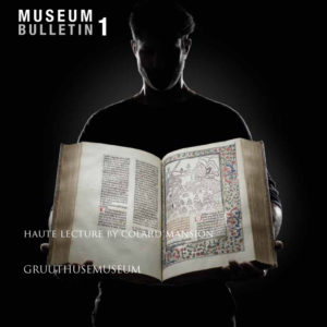Cover Museumbulletin - Musea Brugge